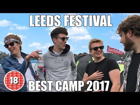 READING & LEEDS FESTIVAL - BEST CAMP 2017