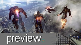 Anthem Preview - Noisy Pixel