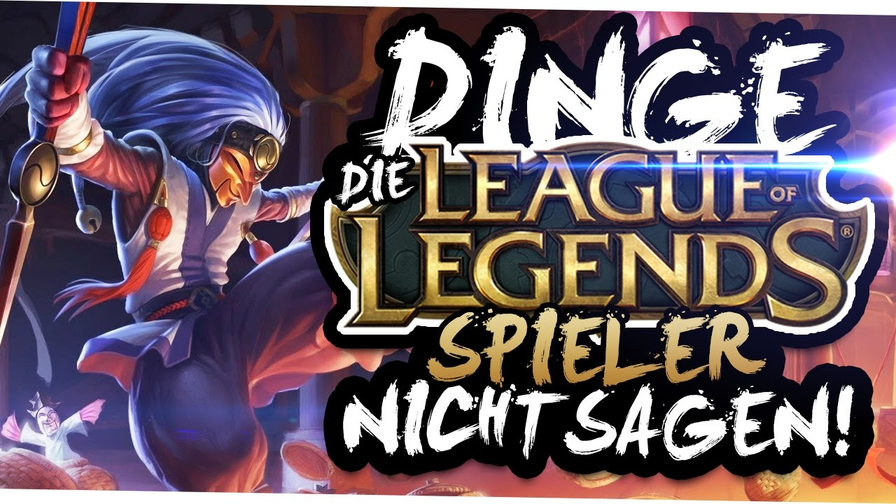League Of Legends Spieler