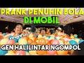 - PRANK PENUHIN BOLA di MOBIL Gen Halilintar Sampe Ngompol...