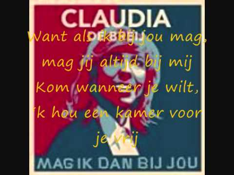 Bedwelming claudia de breij - mag ik dan bij jou lyrics - YouTube &OJ39