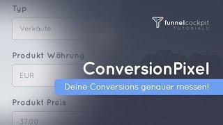 Conversion Pixel Tool von FunnelCockpit.com