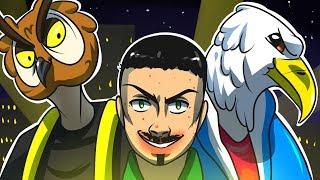 THE SUPERHEROES RETURN! - GTA 5 Online Funny Moments