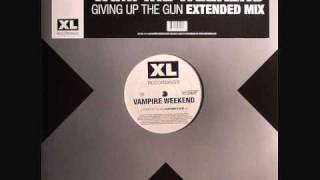 Vampire Weekend - Giving Up The Gun (Extended Mix)