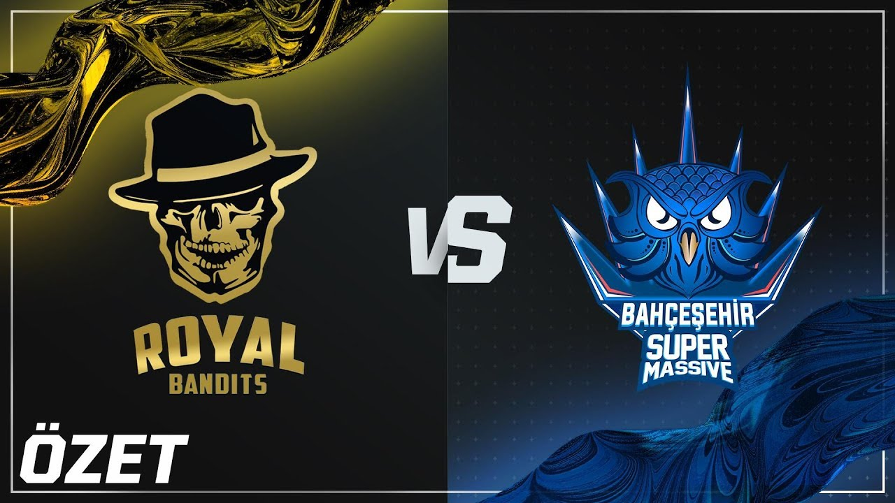 Royal Bandits ( RB ) vs SuperMassive ( SUP ) 2. Maç Özeti Videosu