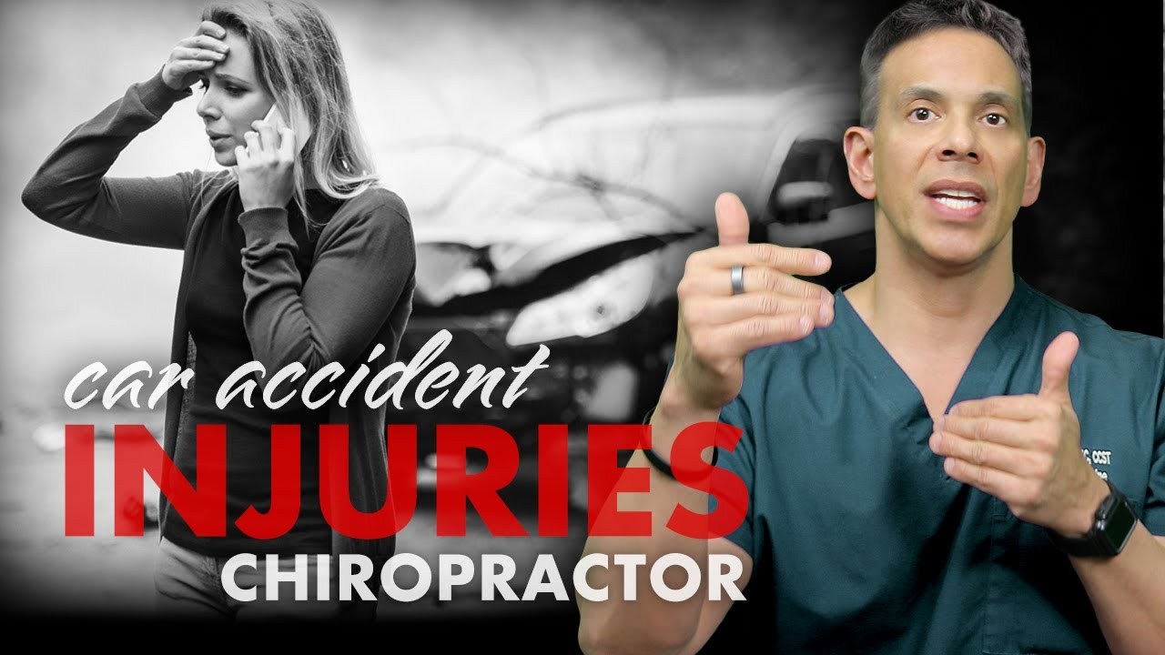 Car Injury Chiropractor | El Paso, Tx