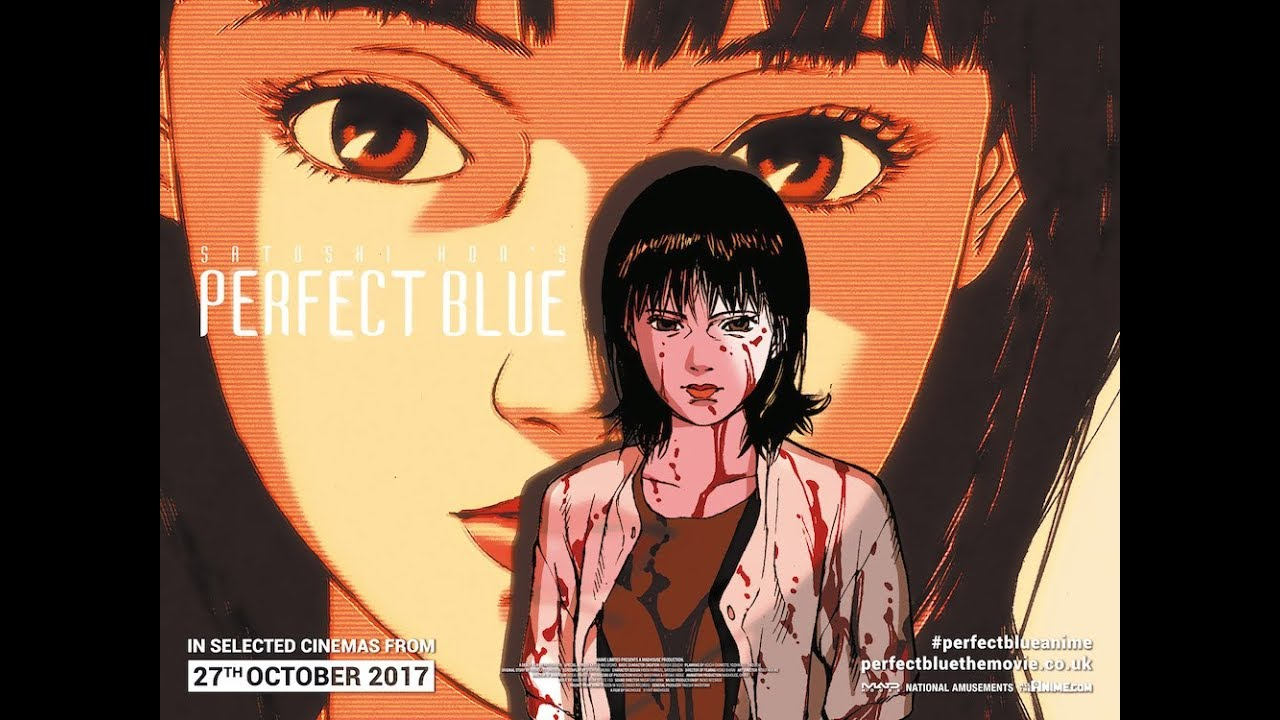 PERFECT BLUE Official Trailer Anime Satoshi Kon