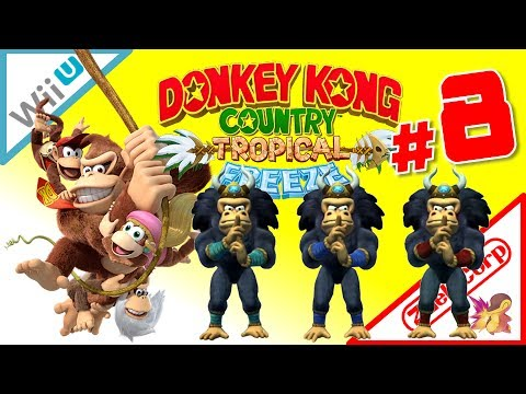 Donkey kong country tropical freeze ba boom - photo#17