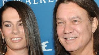 The Untold Truth Of Eddie Van Halen's Wife, Janie Liszewski