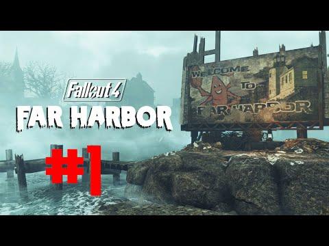 """Detective Work"" - Fallout 4 Far Harbor (Episode 1)"