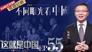 第55期:张维为剖析中国迅速崛起的原因及给世界带来的意义携丁一凡共同探讨世界各国看待中国的不同眼光  |《这就是中国》CHINA NOW EP55【东方卫视官方频道】