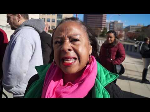 NAACP's Lena Anderson Speaks on Kenneth Chamberlain Trial