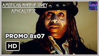 "American Horror Story Apocalypse || Promo 8x07 ""Traitor"" HD"