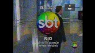 Rogério Forcolen entrevista Pr. Marcos Pereira em Matéria do SBT RIO 11/05/12