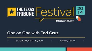 TribFest: One-on-One with Ted Cruz