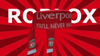 HOW TO WIN THE LIVERPOOL SCARF (ROBLOX)