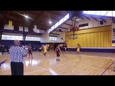 7'0 (Center) Adrian Espinoza 2016-2017 Tennessee Preparatory Academy