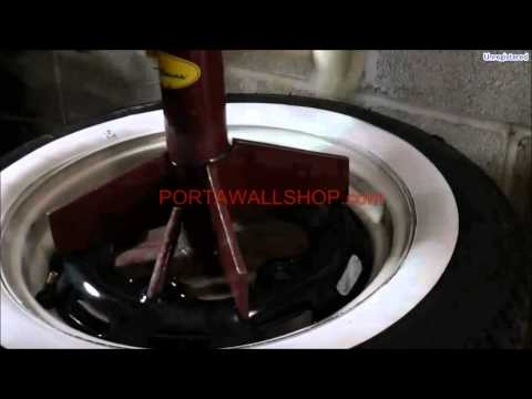 How To Whitewall Tyres Doovi