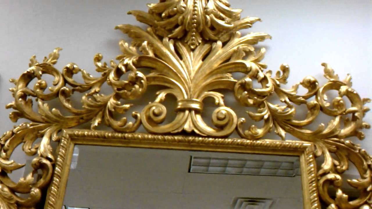 Hand carved mirror frame by jorge youtube hand carved mirror frame by jorge jeuxipadfo Image collections