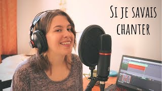 Baixar Si Je Savais Chanter - Gabrielle Grau (Composition)