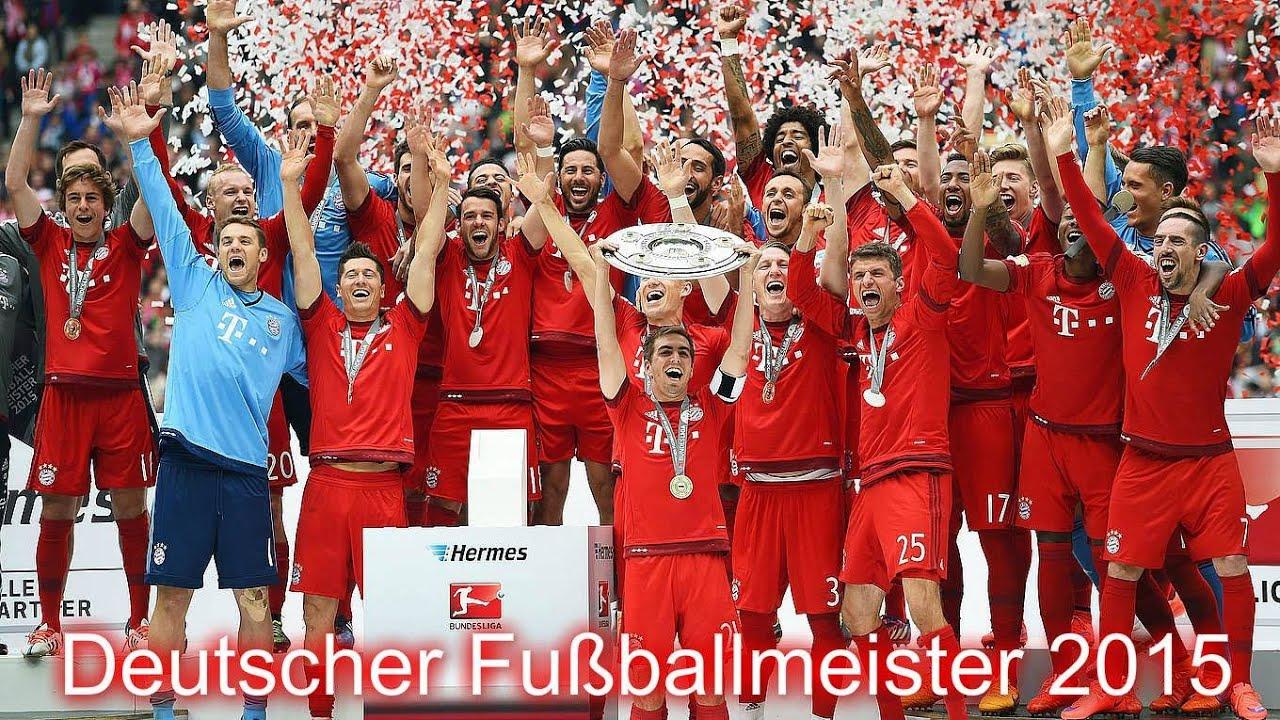 Bayern MГјnchen Meisterschaften