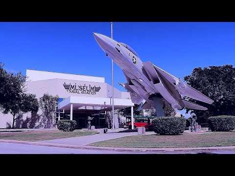 National Naval Aviation Museum Pensacola Florida