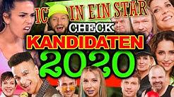 Dschungelcamp 2020: ALLE Kandidaten im Check! Krawall-Elena & Co