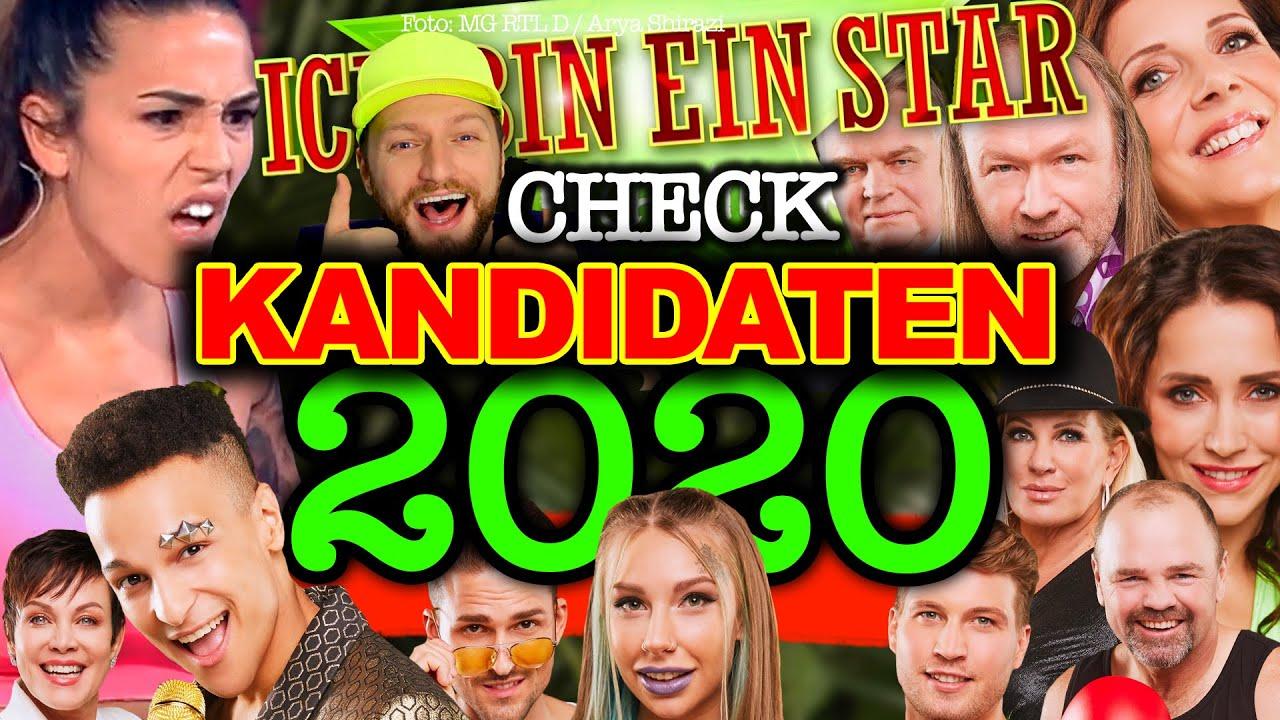 Dschungelcamp 2020 kandidaten rtl