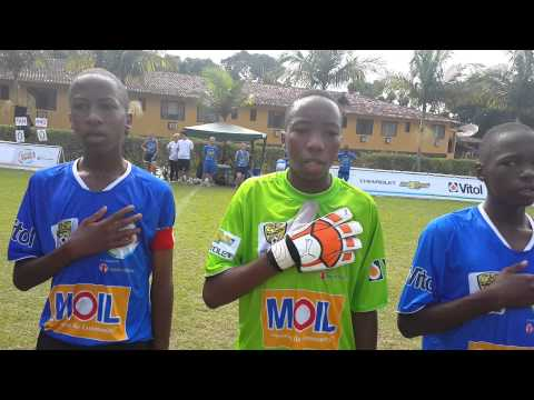 Tanzania Street Children Sports Academy; #Rio2014
