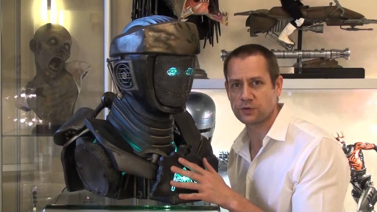 sc 1 st  YouTube & Sideshow Collectibles Life-Size Atom from Real Steel - YouTube