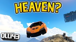 ROAD TO HEAVEN? Olli43 vs Geo23 - Episode 12 (GTA 5 Funny Moments)