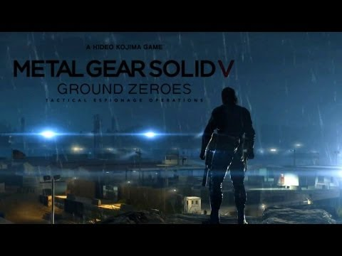 Metal Gear Solid V: Ground Zeroes - Here's to You Music Video