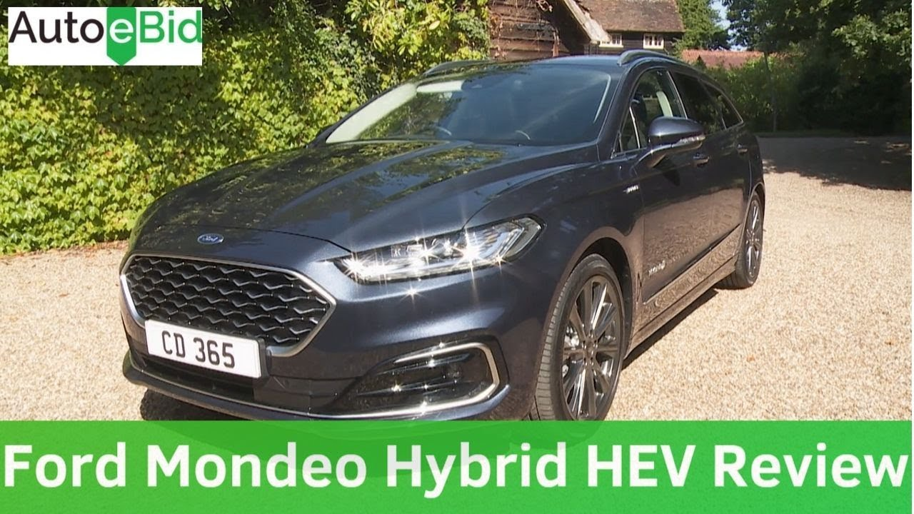 2020 Ford Mondeo Hybrid Hev Review Youtube