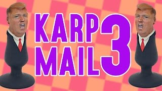 DONALD TRUMP BUTT PLUG [KARP MAIL #3] thumbnail