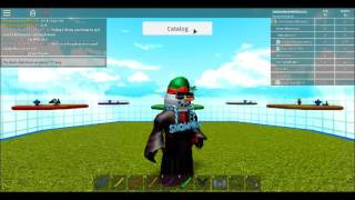 Roblox: HOW TO GET A SECRET OP WEAPON!! [Catalog Heaven]