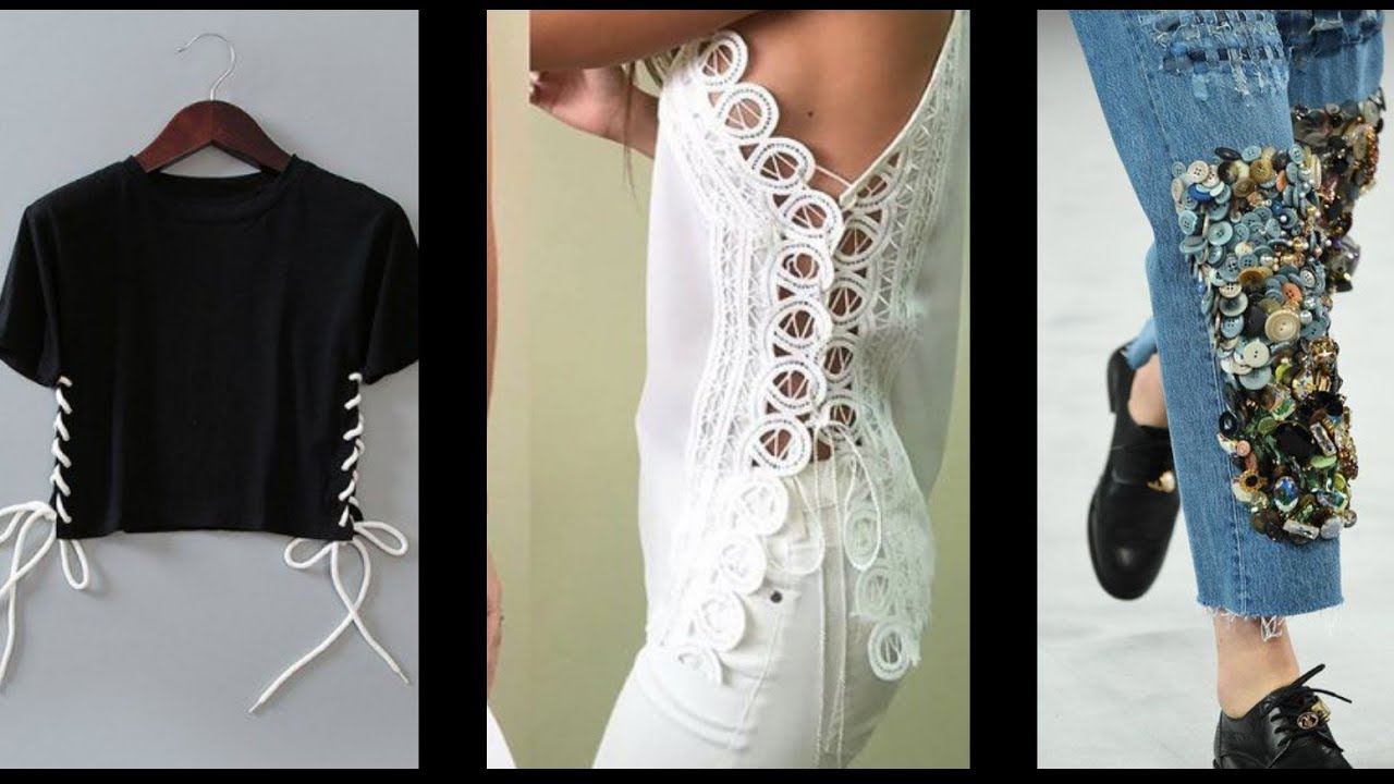 Diyclothes Diy Clothes Ideas Upcycle Fashion For 2020 Youtube