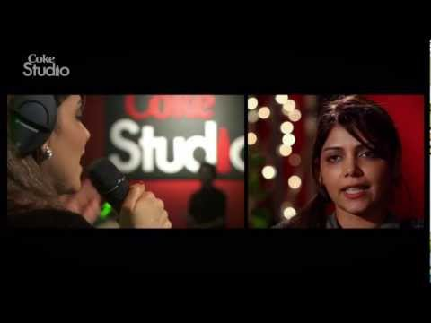 Rung, Hadiqa Kiani - BTS, Coke Studio Pakistan, Season 5, Episode 3