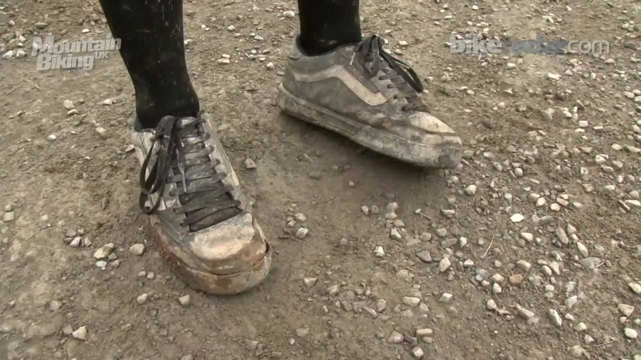 c8bb5cd85d6 Vans Gravel - sticky rubber shoe test - YouTube