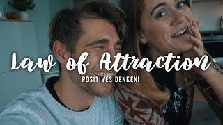 KANN MAN ALLES SCHAFFEN? - Law of Attraction #vlog Nr. 464 | MANDA