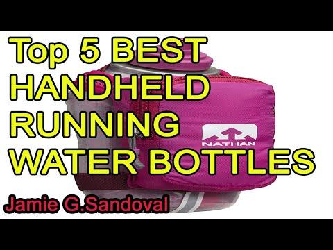 Top 5 BEST HANDHELD RUNNING WATER BOTTLES 2020