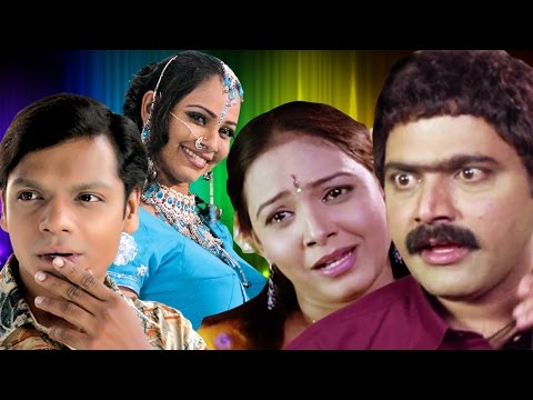 Batti Gul Powerful | Marathi Full Movie | Makarand Ansapure, Jyoti Joshi