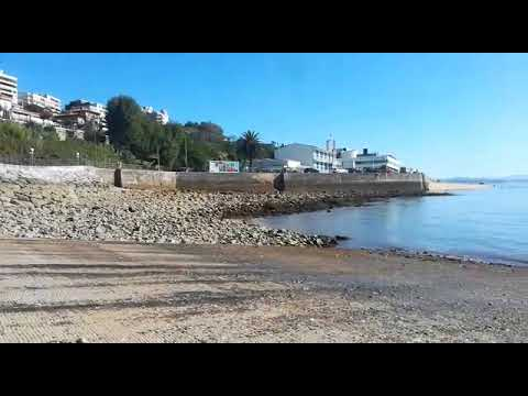 La mayor bajamar del año descubre otra playa en Santander