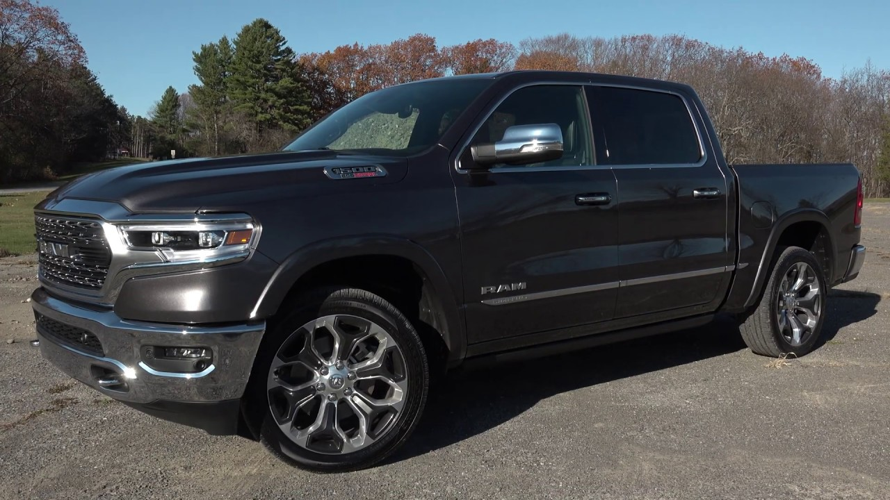 2020 Ram 1500 Is Ecodiesel Right For You Steve Hammes Youtube