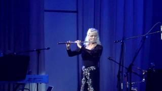 Rhonda Larson performing LUGHNASA