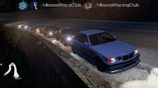 Forza Horizon 2 (XB1) | Drift & Drag Meet Pt.2 | E36 M3 Build, Tandem Attempts, Cruise, Rolls & More