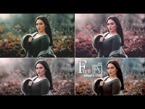 7 Pro Effects Photoshop Action Free Download By Arzuz Creation!  2019 Best Action File!