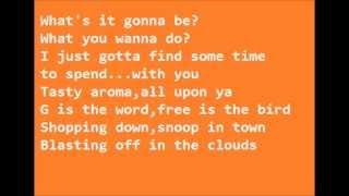 Walking on air lyrics-Anise K ft. Bella Blue ft.Snoop Dog