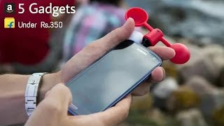 5 Cool Smart Gadgets You Can buy on Amazon | Gadgets Under Rs100,Rs200,Rs500,Rs1000