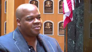 Frank Thomas Full Interview - 2014 Baseball Hall of Fame Inductees