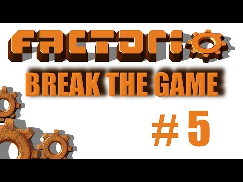 Factorio Break the Game 5 Mk2 Green Circuit